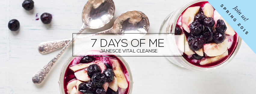 Jenny's diary: 7 DAYS OF ME Cleanse, DAY THREE
