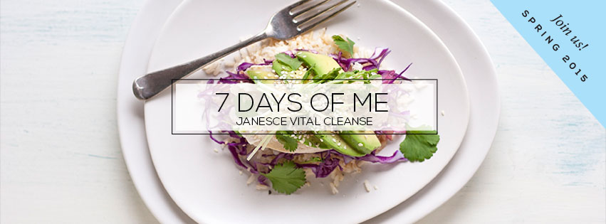 Jenny's diary: 7 DAYS OF ME Cleanse, let's do this!