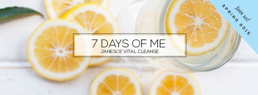 Jenny's diary: 7 DAYS OF ME Cleanse, DAY FOUR