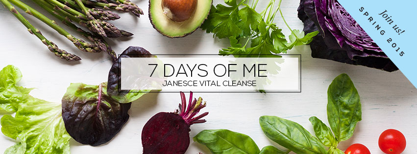 Jenny's diary: 7 DAYS OF ME Cleanse, DAY ONE