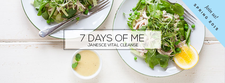 Jenny's diary: 7 DAYS OF ME, the cleanse ends…